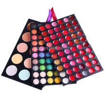 Wholesale Mineral 135 colors Waterproof Cosmetic Makeup Kits