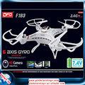 2.4G 6axis 300merters largo alcance 3d drone quadcopter fpv con hd cámara y el girocompás gw-tf183