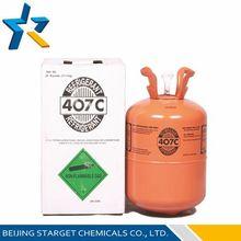 Refrigerant R407c butane gas