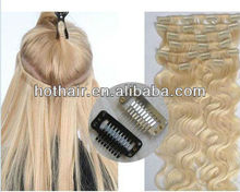 Girl sexy image,china factory cheap hair clip in hair extensions for african american