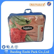 wholesale china factory hot new plastics products for 2015 cheap pp nonwoven storage bag with zipper