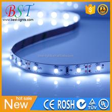 12 v led tiras impermeável 5 metro luzes de natal rolo 300 LEDs de tira flexível de pvc flexíveis de plástico pvc rolo