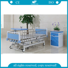 AG-CB013 with high value 5 function mechanical hospital bed