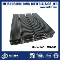 Promotional Anti Skid easy-cleaning inserts floor rubber entrance matting