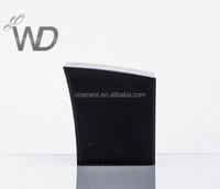 black plastic nail polish cap N472 cheap cosmetics lid gel nail polish packaging cap
