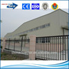 fast installation light steel structure prefab factory building