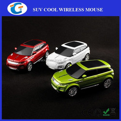 Promotional Mouse 2.4ghz Wireless Fashionable Car Mouse For Computer