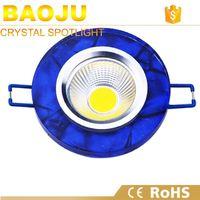 2015 Best sale led spotlight of crystal ceiling lighting