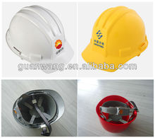 Helmet Safety/Safety Helmet Harness/PSP Design Helmets For Construction Workers