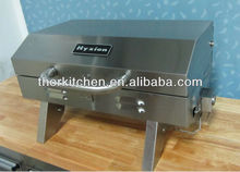 adjustable folding legs portable bbq grill