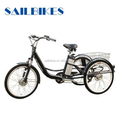 China Supplier JXcycle Adult Tricycle JX-T01A for Sale