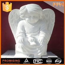 hot sale natural well polished marble made hand carved decorative garden stone eagle sculpture