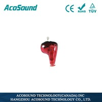 AcoSound Acomate 610 Instant Fit Digital Chinese Top Quality Deaf Well Sale Manufacture pocket hearing aid