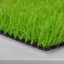 Suelo felpudo decoración plástica hierba