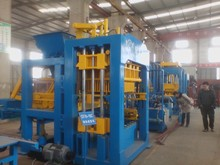 QT10-15 full automatic brick making machine equipment