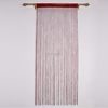 Modern high quality trimming string curtain with bead