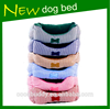 Fashion style Outdoor 100% Cotton Canvas Pet dog bed for dogs & Dog sleeping house