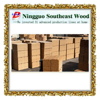 south factory wholesale 2-44mm mdf timber