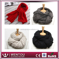 Knitted Winter Neck Wrap