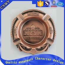 2016unique design brass ashtray