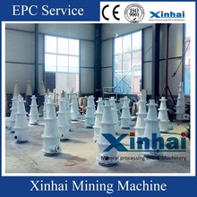 XC Cyclone Filter Separator For Mining Machine , Hydro - Cyclone Filter
