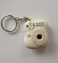 Polaroid camera keychain plastic camera keychain instant camera keychain