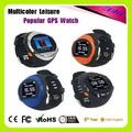 Reloj con GPS PG88 CE, FCC certificación reloj teléfono