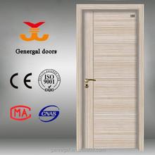 Melamina de descarga simple diseño de la puerta