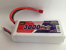 factory price 30C 3s 11.1v 3000mah rc helicopter lipo battery for R/C Model