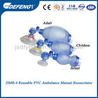 DMR-4C PVC Ambulance Infant Resuscitator