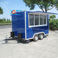 mobile food van,street van,catering van for sale