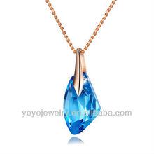 Special design chain swarna mahal jewellers rhinestone necklace
