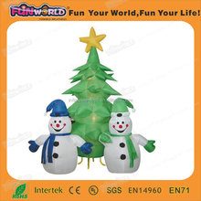 Discount Outdoor inflatable christmas inflatable snowflake