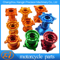 CNC Billet Aluminum 110cc motorcycle wheel hub with various anodized color