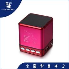 Usb subwoofer laptop soundbar alumnium alloy speaker