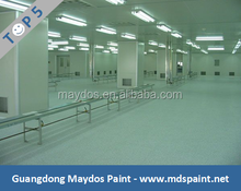 High Performance Paint! Maydos Lithium Base Self Polished Concrete Floor Sealer For Food Industry