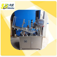 filling machine for cosmetic cream/paste