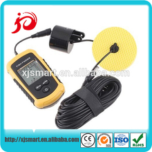 Newest Portable sonar Fish Finder with Sonar sensor and 9 meter cable
