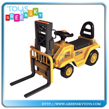 Hot New Product for 2015 Forklift Car For Baby Friction Baby Car