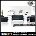 Modern sofá de couro estilo, recliner do sofá estilo europeu, pés em aço inoxidável