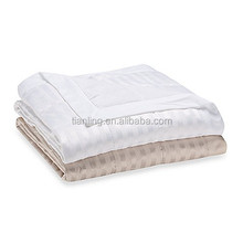 Hypoallergenic Fashionable Double Layer Down Blanket