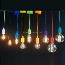 Antique Vintage Edison Filament bulb 40W ST64, ST58, A60/A19, T45, G80, G95, G125, B53, C35, T30 Edison decorative light bulb
