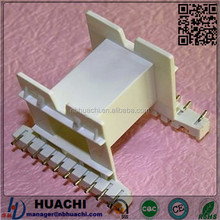EI/EE/EC/ER/EP/EPC/EFD/PQ/UU/RM/RT type horizontal and plastic bobbin