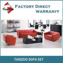 Luxury Sofa Leather Manufacturing TZ-B78