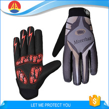 Full Finger Bicycle Sports Gloves and Wholesale Racing Gloves
