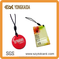 proximity access control system fire equipment rfid metal tag