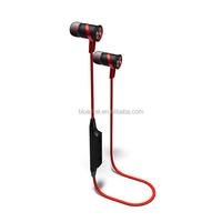 2014 In-ear bluetooth promotion double earphone jack, hearing aid mini wireless bluetooth mobile earphone headset
