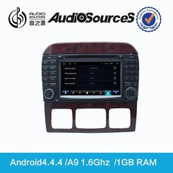 android car gps radio for viano vito with Gps TV 3G USB TMC Canbus Mp3 Aux-in Rca-out