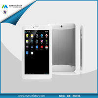 Mobile phone and tablet pc perfect combination 7inch 3g WCDMA GSM MTK8377Dual Core Tablet PC,1G,8GB,1024*600pixel panel,GPS,BT