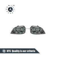 Best selling daewoo spare parts auto electric head light for nubira 96272015 96272016
